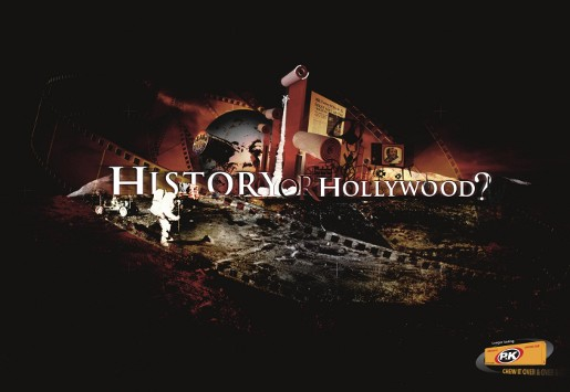PK History or Hollywood