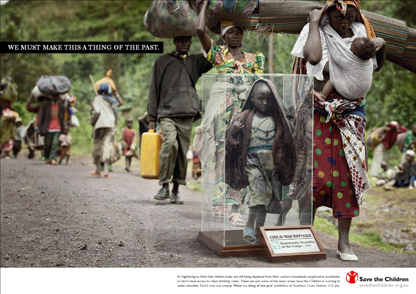 Save the Children Makes Injustice Thing of the Past - The