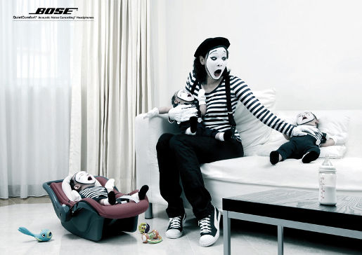 Bose Mime Mum and Kids