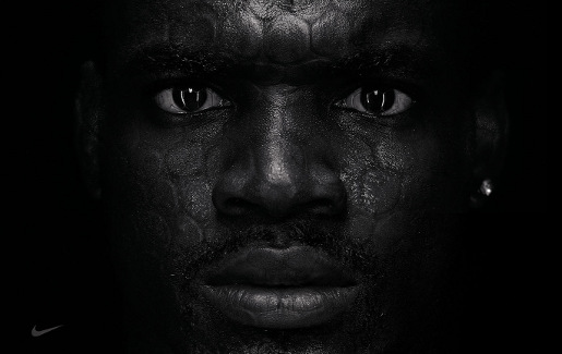 Nike Prepare for Combat NFL campaign Adrian Peterson