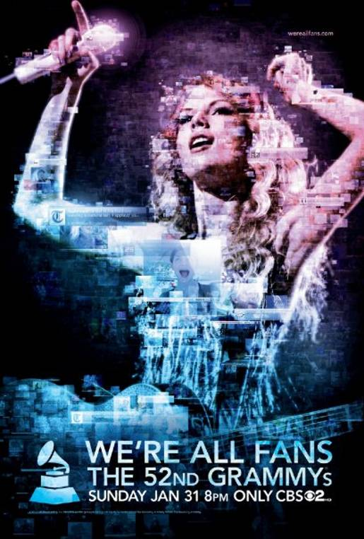 We're All Fans Taylor Swift Poster