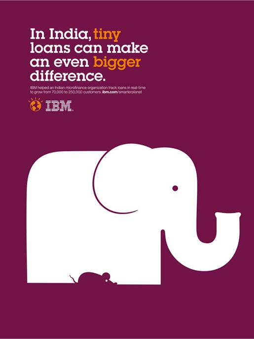 IBM Elephant Mouse