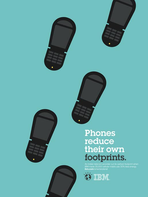 IBM Phone Prints