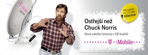 Chuck Norris T-Mobile ad