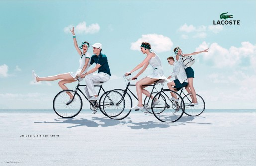 Lacoste Match Point Bicycles