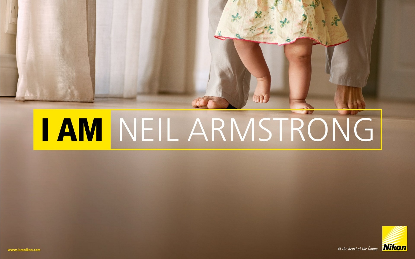 I am Part of  I Am Nikon Campaign