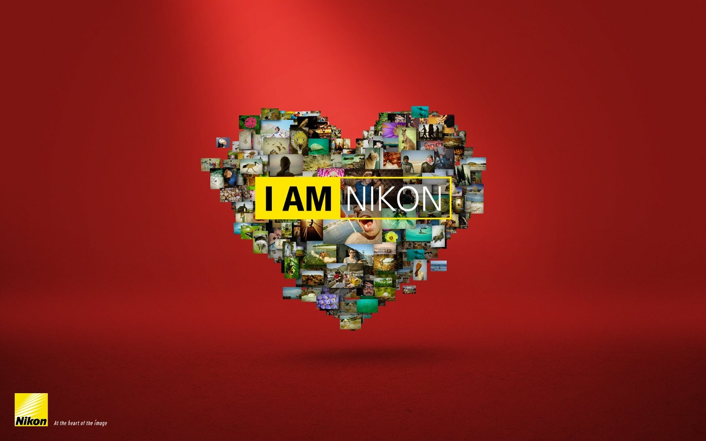 i am nickon pin  I Am Nikon Campaign