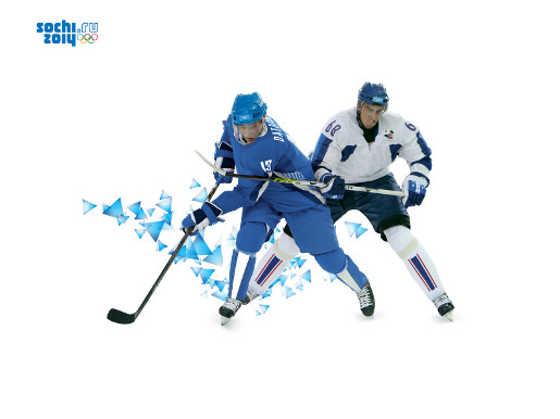 Sochi 2014 Brand Hockey