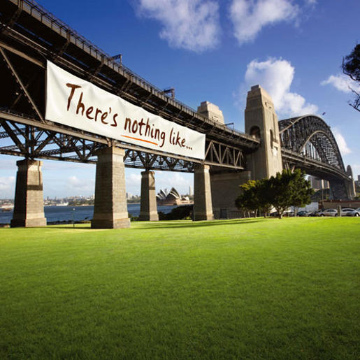 Tourism Australia Nothing Like New South Wales print ad