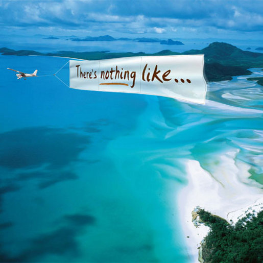 Tourism Australia Nothing Like Queensland print ad
