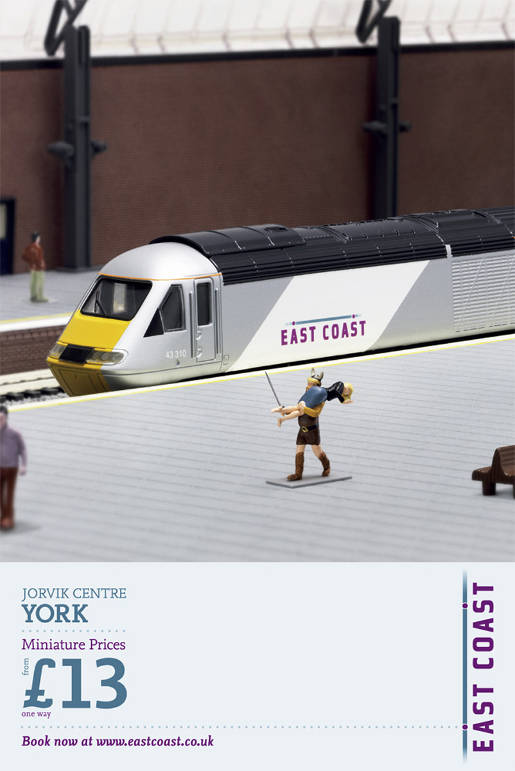 East Coast Trains Miniatures Viking