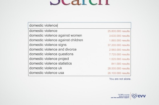 CVV Search Domestic Violence