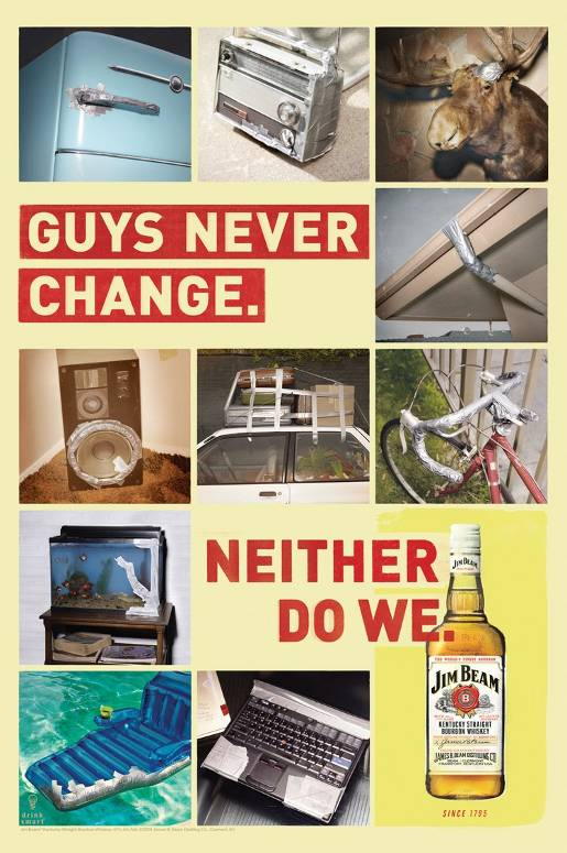 Jim Beam Guys Never Change