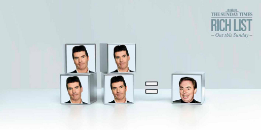 Rich List Cowell