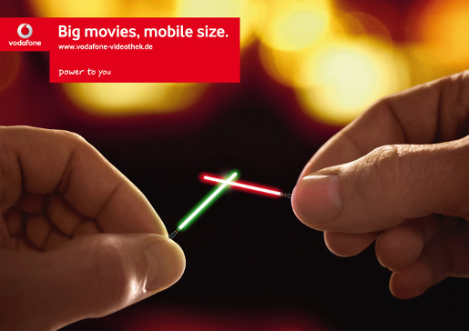 Vodafone Star Wars