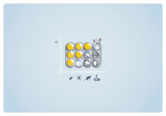 Strepsils Pain advertisement