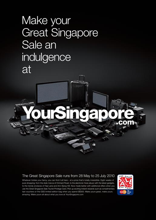 Great Singapore Sale Men