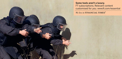 Financial Times SWAT Essential