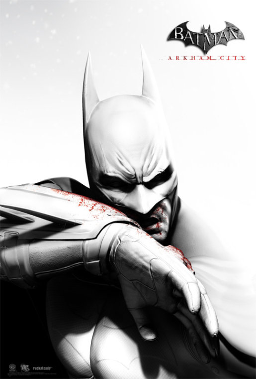 Batman Arkham Asylum Wipe