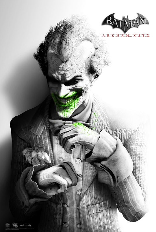 Batman Arkham Asylum Joker Quotes - Seebyseeing