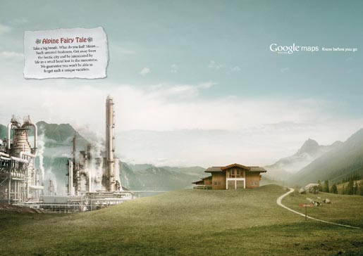 Google Street View Russia - Power Station