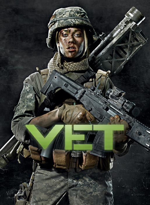 Call of Duty Noob Vet transformation