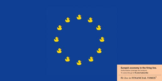 Financial Times Ducks