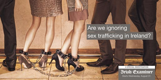 Irish Examiner - Sex Trafficking