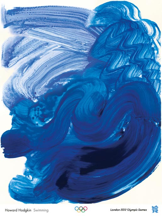 Howard Hodgkin - Swimming