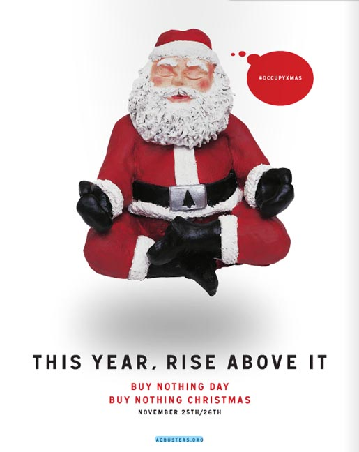 Occupy Xmas Rise Above It