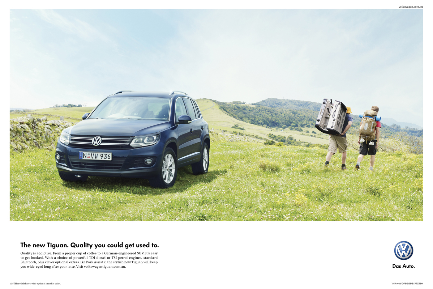 Volkswagen Tiguan Taste For Quality - The Inspiration Room