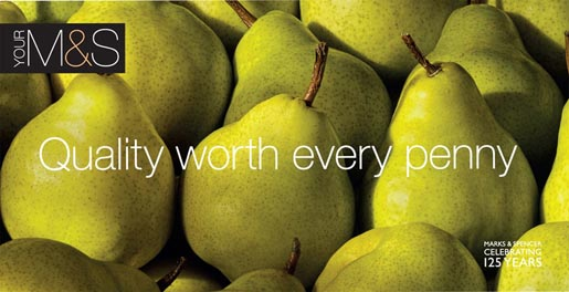 Marks and Spencer Pears Quality Worth Every Penny