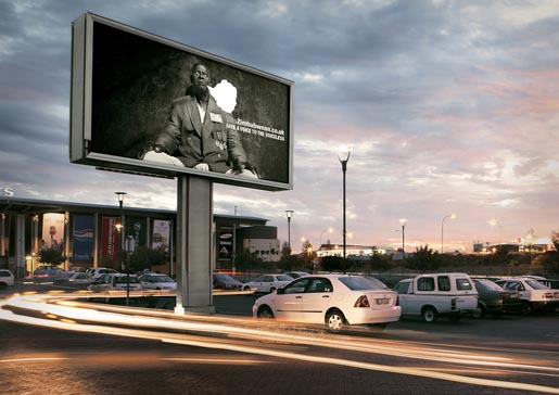 The Zimbabwean Voiceless Billboard