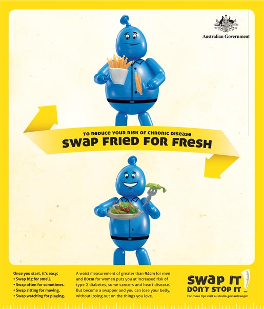 Swap Fried for Fresh