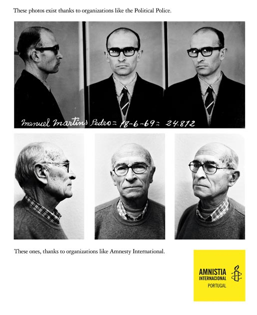 Amnesty International Mugshot Manuel