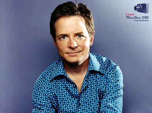 Canon Michael J Fox