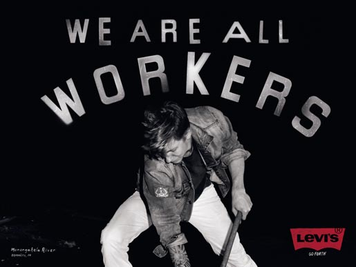 Levi's We Are All Workers