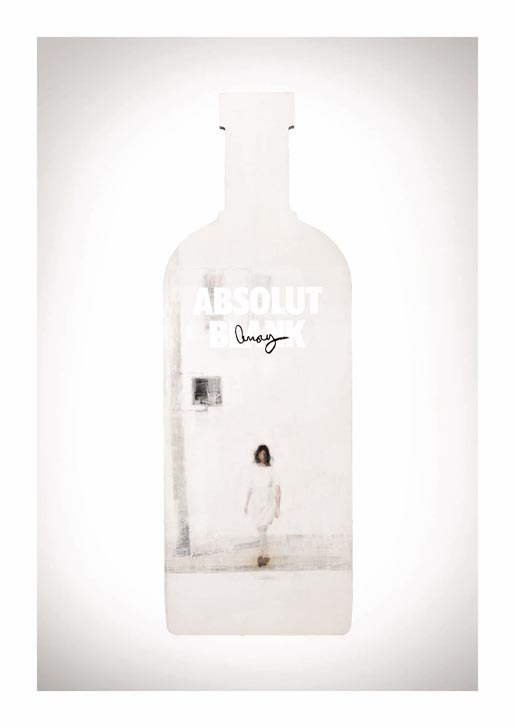 Absolut Blank Amory