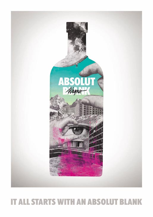 Absolut Blank Wagner