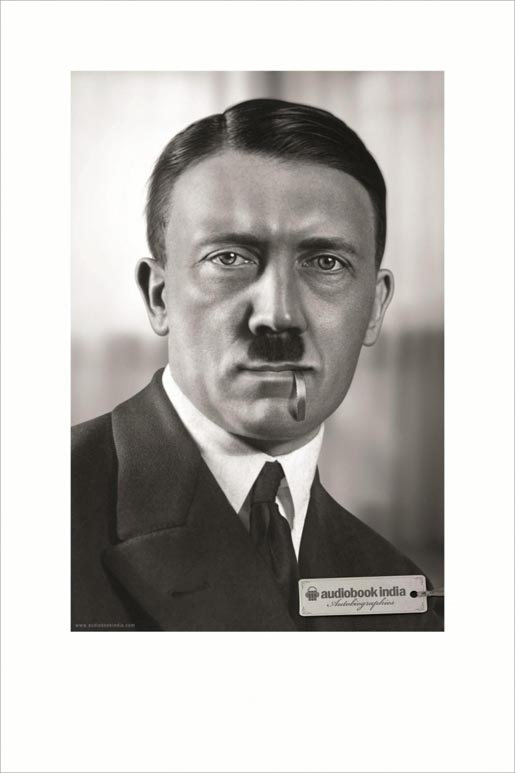 AudioBooks India Adolf Hitler