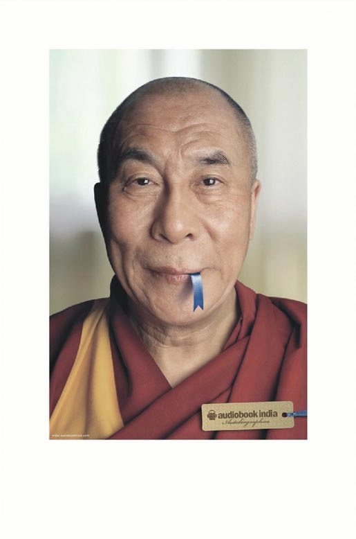 AudioBooks India Dalai Lama