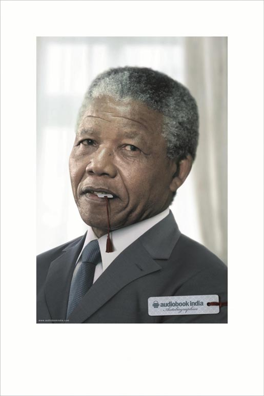 AudioBooks India Nelson Mandela