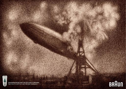 Braun Hindenburg Disaster