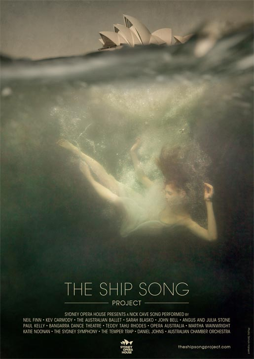 The Ship Song Project Poster