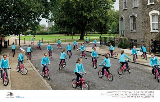 Tower Hamlets Girls and Bicycles
