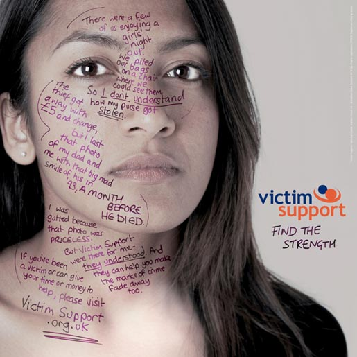 Victim Support Face