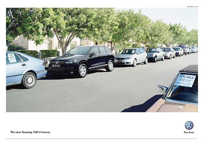 Volkswagen Touareg Fall in Luxury - For Sale