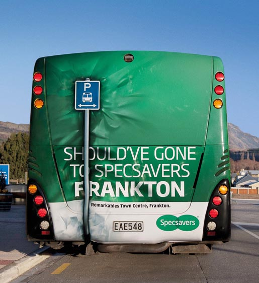 Specsavers Bus Crash