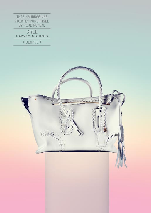 Harvey Nichols Jointly Purchased Handbag