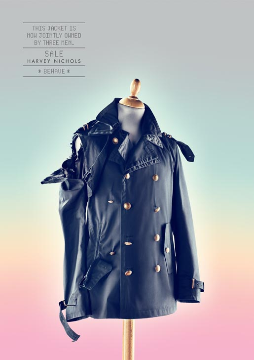 Harvey Nichols Jointly Purchased Jacket